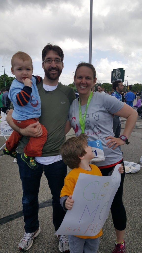 marathon carry the future